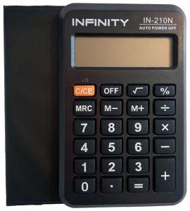 فروش ماشین حساب جیبی 210N