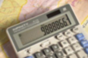 ماشین حساب رومیزی