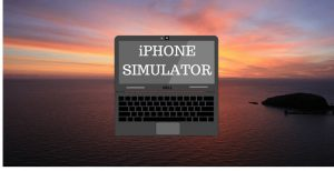 iPhone Simulator