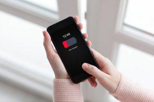 اشتراک گذاری وضعیت باتری در گوگل مپ