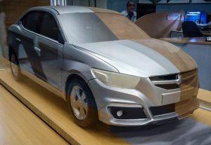 خودروی جدید سایپا