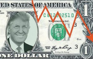 آغاز سقوط دلار