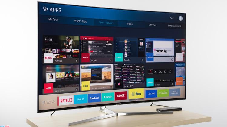 پرفروش ترین برند تلویزیون های بزرگ