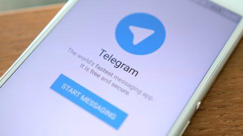 بک آپ گرفتن از تلگرام