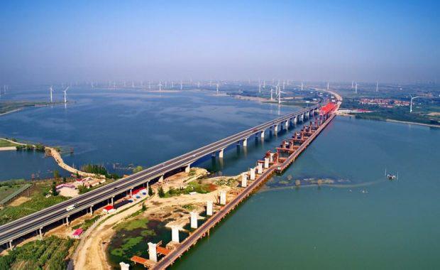 پل بزرگ تیانجین