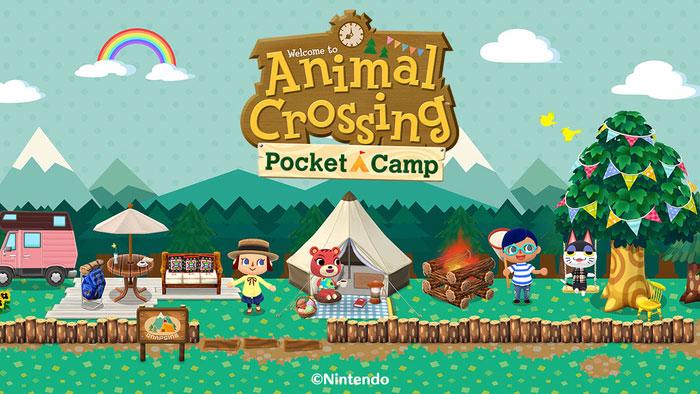 بازی Pocket Camp