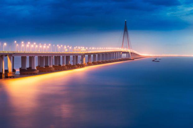 پل خلیج هانگژو