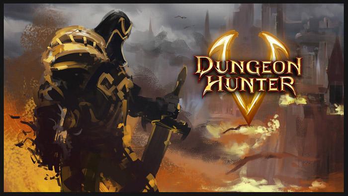 بازی Dungeon Hunter 5