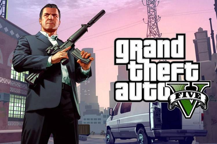 نسخه آنلاین پرمیوم بازی GTA5