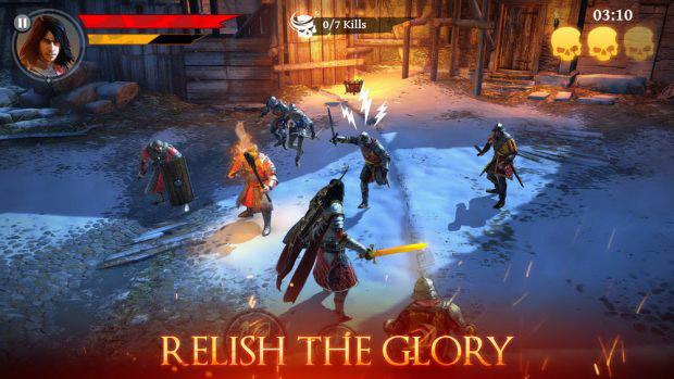 بازی Iron Blade