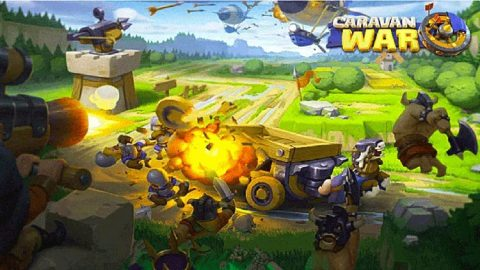 بازی Caravan War
