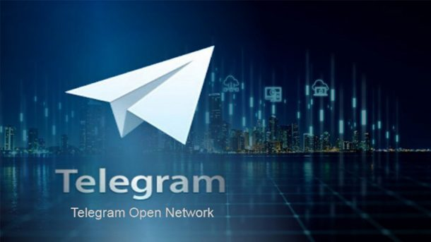 شبکه باز تلگرام Telegram Open Network