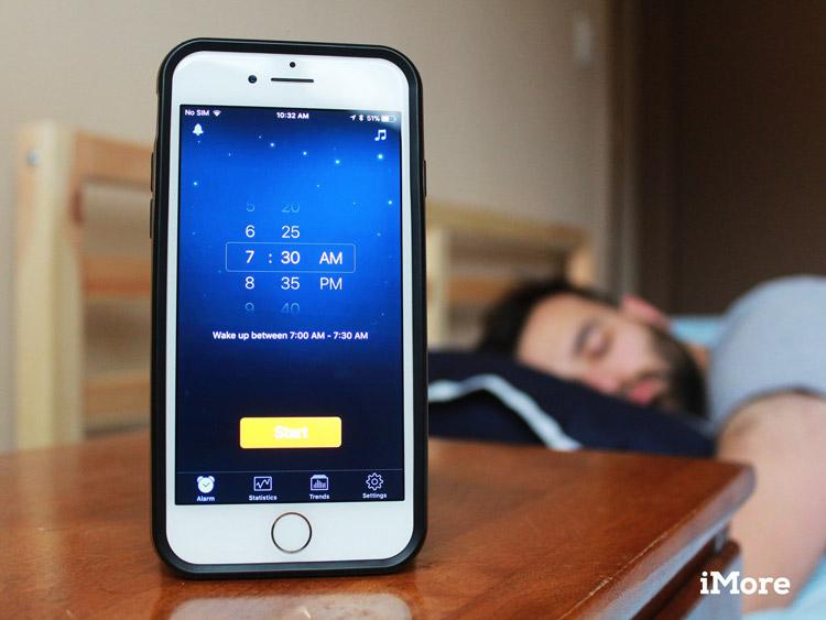 اپلیکیشن SLEEP CYCLE