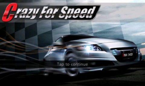 بازی Crazy for Speed