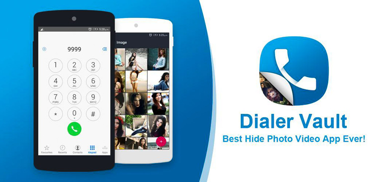 افزایش امنیت تصاویر گوشی های اندرویدی با نرم افزار VaultDroid