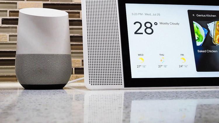 هماهنگی اسپیکر هوشمند لنوو با دستیار صوتی گوگل