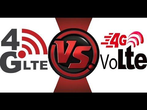 تفاوت های بین خط ۴G و LTE چیست؟