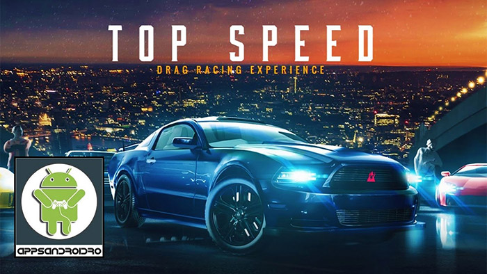 بازی TOP SPEED: DRAG & FAST RACING