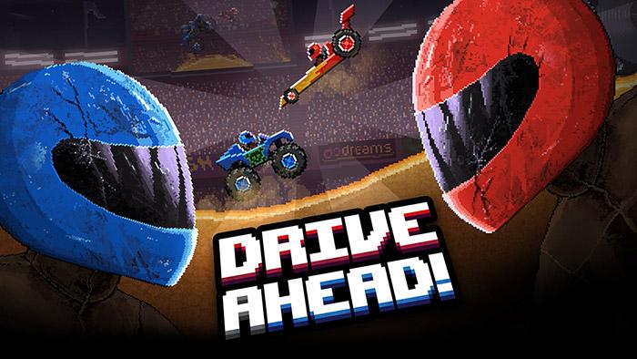 بازی DRIVEAHEAD