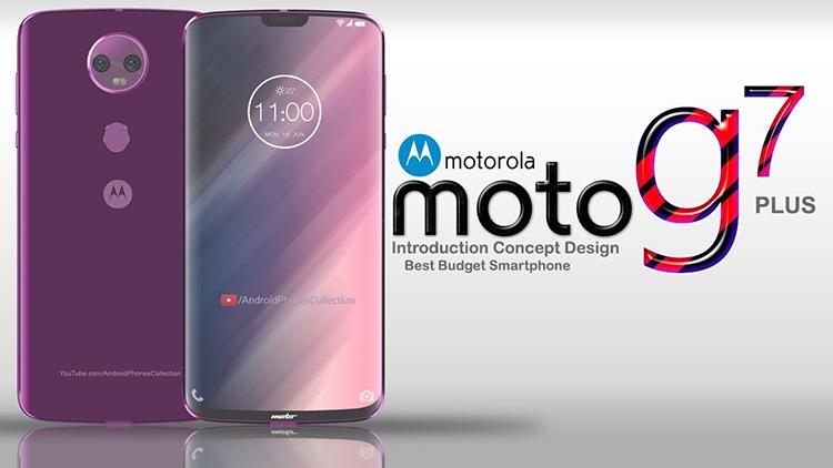 گوشی Moto G7 plus موتورولا