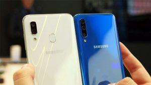 گوشی Galaxy A60 سامسونگ با نمایشگر Infinity-U