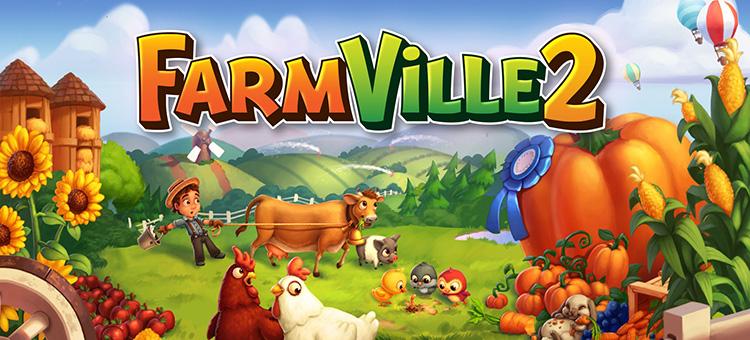 دانلود بازی FarmVille