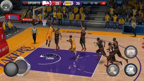 دانلود بازی NBA LIVE