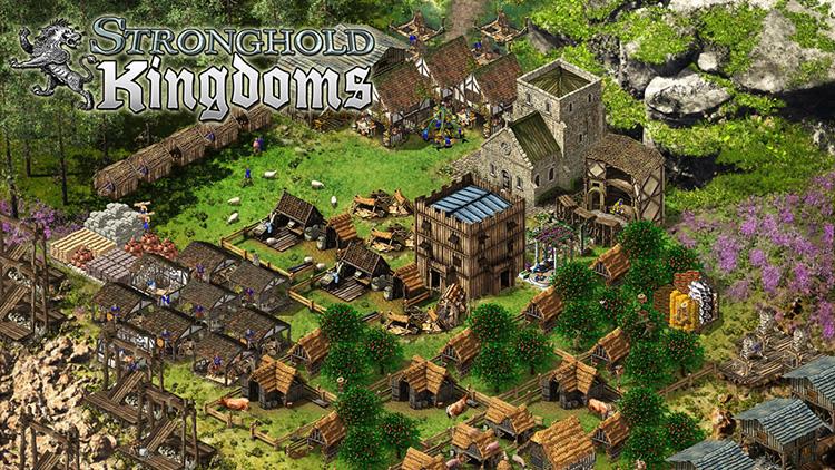 دانلود بازی Stronghold Kingdoms