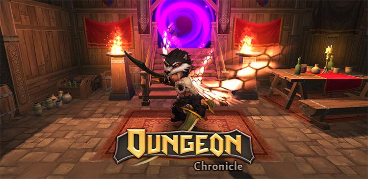 دانلود بازی Dungeon Chronicle