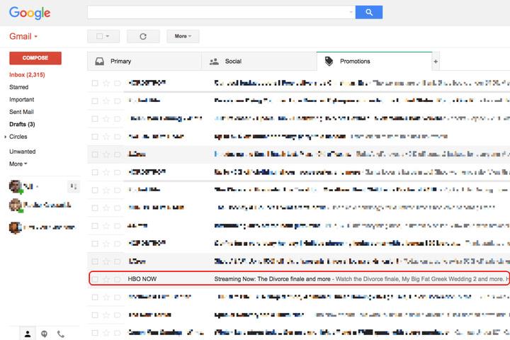 اضافه کردن ایمیل به لیست اسپم جیمیل