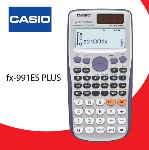 دانلود دفترچه راهنمای کاسیو 991es plus