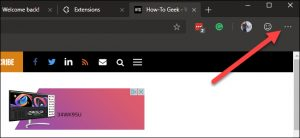 مرورگر Microsoft Edge