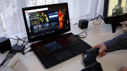 اولین لپتاپ گیمینگ دنیا با پردازنده Core i9