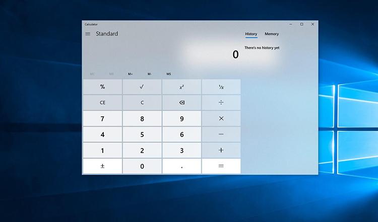 قابلیت های کاربردی ماشین حساب ویندوز 10