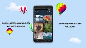 دانلود اپلیکیشن Wallpapers HD Backgrounds 7Fon