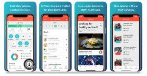 دانلود برنامه MyPlate Calorie Tracker
