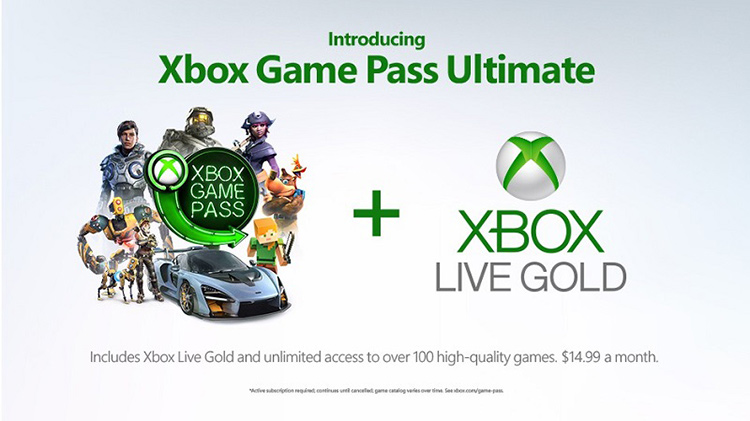 سرویس Xbox Game Pass Ultimate