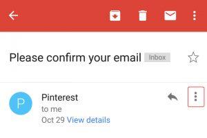 بلاک کردن یک ایمیل خاص در سرویس جیمیل