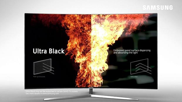 فناوری Ultra Black سامسونگ