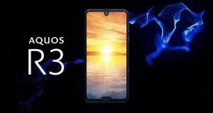 گوشی شارپ Aquos R3