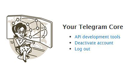 غیرفعال کردن اکانت تلگرام
