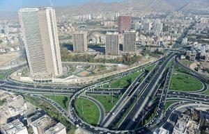 برج بین المللی تهران