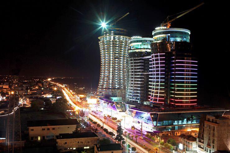 برج الماس قو خاورمیانه