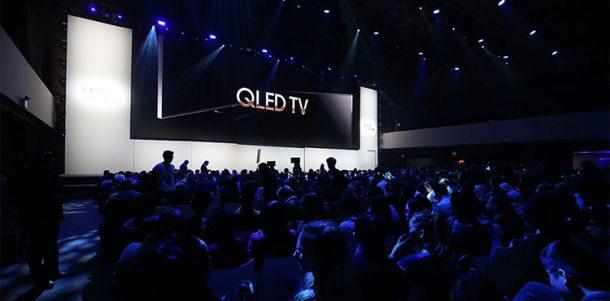 تلویزیون های QLED سامسونگ