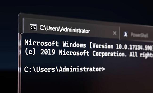 نرم افزار Windows Terminal