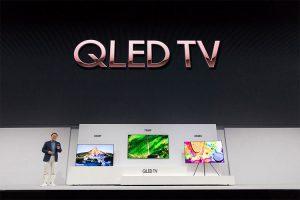 تلویزیون QLED سامسونگ