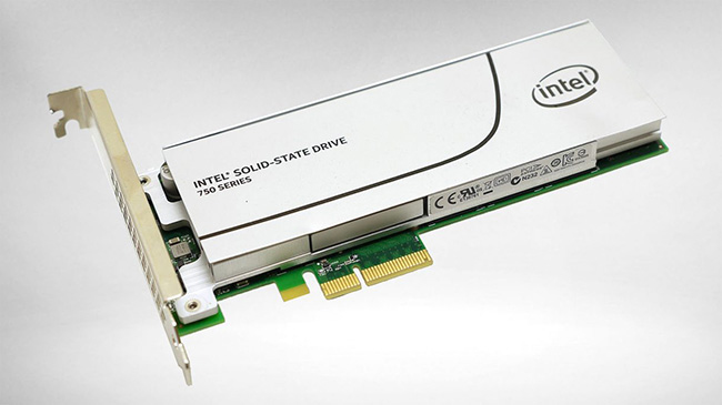 Intel 750 SSD