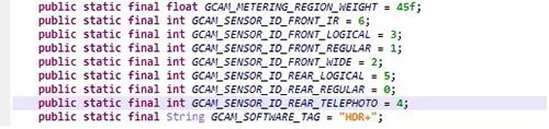 گوگل پیکسل 4 با یک سنسور 16 مگاپیکسلی