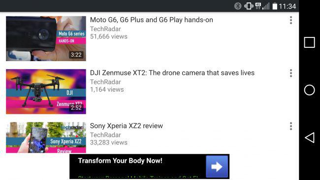 بهترین اپلیکیشن دانلود از یوتیوب