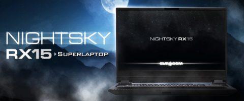 لپ تاپ Nightsky RX15